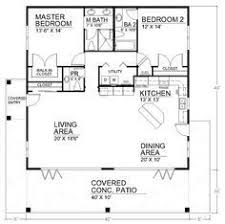 two bedroom house plans. Small Home Open Floor Plans - Design Two Bedroom House