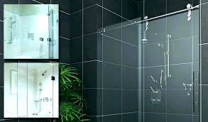 how to install sliding shower doors on tub charming shower door installation super duper doors installation how to install sliding shower doors