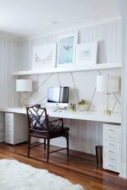 office home design. Did You Know That We Make Floating Desk Brackets Too? A And Shelf Are The Perfect Combo! Check Out Our Deal Office Home Design