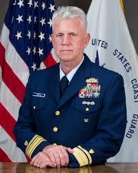 Rear Admiral Keith M Smith United States Coast Guard