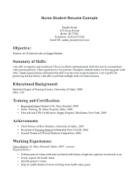 Recent Graduate Resume Objective Airexpresscarrier Com