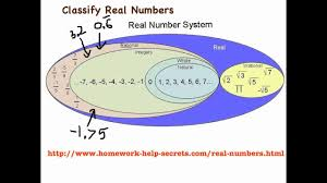 Real Numbers Chart Worksheet Classify Rational Numbers