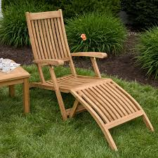 Fold Up Chaise Lounge Teak Lounge Chair Signature Hardware