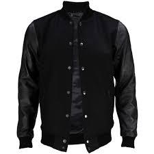 black v2 jacket
