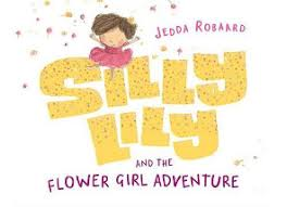 ages 2 5 remended board picture book silly lily is about 4 years old and we are told on the first page that she is creative