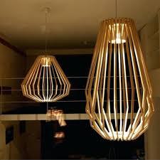 wood chandelier modern minimalist modern art wood chandelier diamond restaurant hotel leisure clubs engineering chandelier free