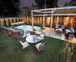 backyard designs. 28 Fabulous Small Backyard Designs With Swimming Pool Design