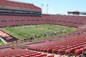 Cardinal Stadium Section 236 Rateyourseats Com