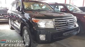 2012 TOYOTA LAND CRUISER DIESEL TURBO 4.5L V8 FULL SPEC 2012 ...