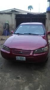 Neatly Naija Used Tiny Light Toyota Camry 1999....PRICE REDUCED TO ...