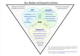 Gender Venn Diagram File Sex Gender Sexuality Interlace Png Wikimedia Commons