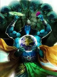 Angry Lord Vishnu Wallpapers ...