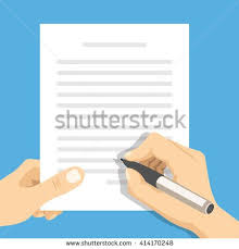 Writing Paper Stock Photos  Royalty Free Images  amp  Vectors     Shutterstock