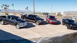 Which 2017 Premium Diesel 3/4-Ton Pickup Truck is Best?