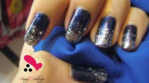 Navy Blue Nail Designs For Prom Manicure Designs For Prom Royal Blue Royal Nail Art Blue