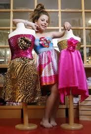 tv shows for 10 year olds. cecilia cassini, diseñadora de modas establecida desde los 10 años, ha vestido a heidi tv shows for year olds 1