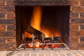 tips for cleaning a brick fireplace