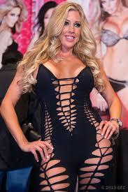 Samantha Saint Beautiful Blonde Adult Star Feature Dancer.