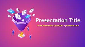 Sales Ppt Template Free Sales Funnel Powerpoint Template Prezentr Ppt Templates