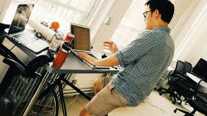 thanks to attachments and fully integrated exercise desk equipment you don t have to stop working while working out while doubling up on your ivity