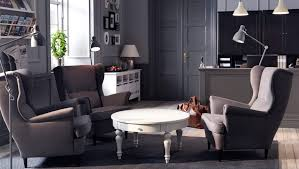 image of modern design strandmon wing chair