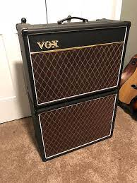 vox ac15 with extension cabinet bryan