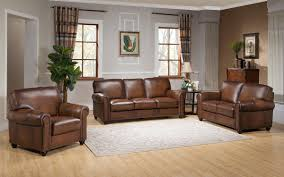 Sofas AMAX Leather - All leather sofa sets