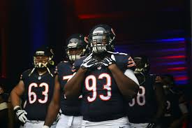 Chicago Bears 2015 Roster Official 53 Player Roster