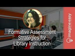 Pd Series: Formative Assessment Strategies For Library Instruction ...