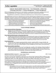 Program Manager Resume Example Page 1 16 Sample | Chelshartman.me