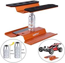 Xpurc Rc car Stand Repair Workstation <b>Aluminum</b> Alloy <b>360 Degree</b> ...