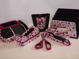cute desk accessories set office uk diy