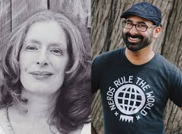 Authors In Conversation: Betty Culley & Eric Smith | The Nerd Daily