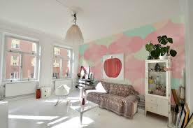 view in gallery pastel wall