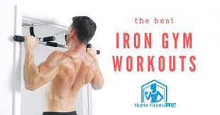 Iron Gym Pull Up Bar Workout Chart Pdf Iron Gym Workout Routine Pdf Amtworkout Co