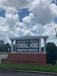 brewer sons funeral homes cremation