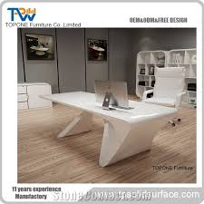 office table tops. 2017 New China Factory Supply White Color Artificial Marble Stone Office Table Interior Furniture Acrylic Solid Surface Tops, Tops