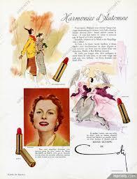coty cosmetics 1950 lipstick dory