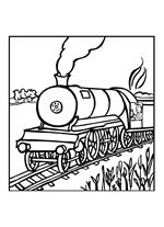 We4you2 Kleurplaten Van Treinen Vervoer