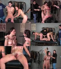 Eris pain model bondage
