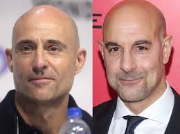 The Kingsman series thought it could switch out Mark Strong for Stanley  Tucci without anyone noticing. : shittymoviedetails