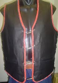home leather motorcycle wear leather vests