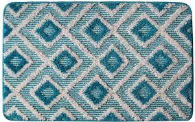 <b>Коврик для ванной Fora</b> Greece, FOR-LD77S, синий, 45 х 75 см