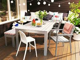 42 Best For Patio Images On Pinterest  Gardens Garden Ideas And Outdoor Dining Furniture Ikea