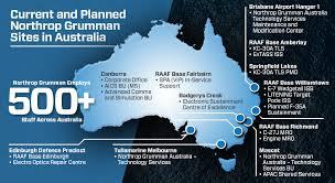 Northrop Grumman Organizational Chart Who We Are In Australia
