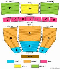 23 Elegant Peabody Opera House Seating Chart Seaket Com