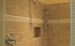 Customized Tiled Showers