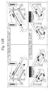 door closer installation. patent drawing door closer installation