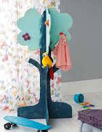 Childrens Coat Rack CHILDRENS COAT RACK woodworking plans and information at 28