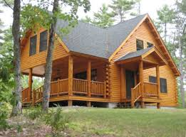 Exceptional Mousam Lake Lodge Decorated 3 Bedroom Log Cabin W/Sandy Beach